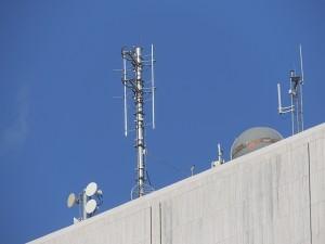 """WWBB's """"final"""" antenna install."""