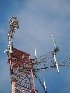 WBWL's new antenna