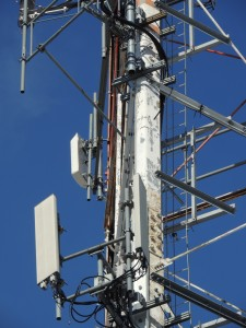 WTMU-LP, on the Malden IC&E tower.