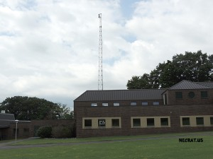 WVHC studio and tower.