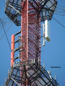 WCRN-LD on the Industrial Tower in Webster, aimed towards Providence, RI