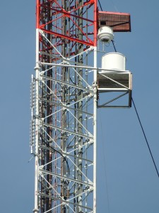 WBTS-LD on the American Tower in Needham.