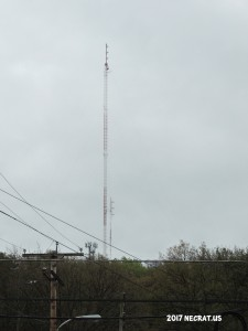 WRFY-FM and a couple of translators south of Reading